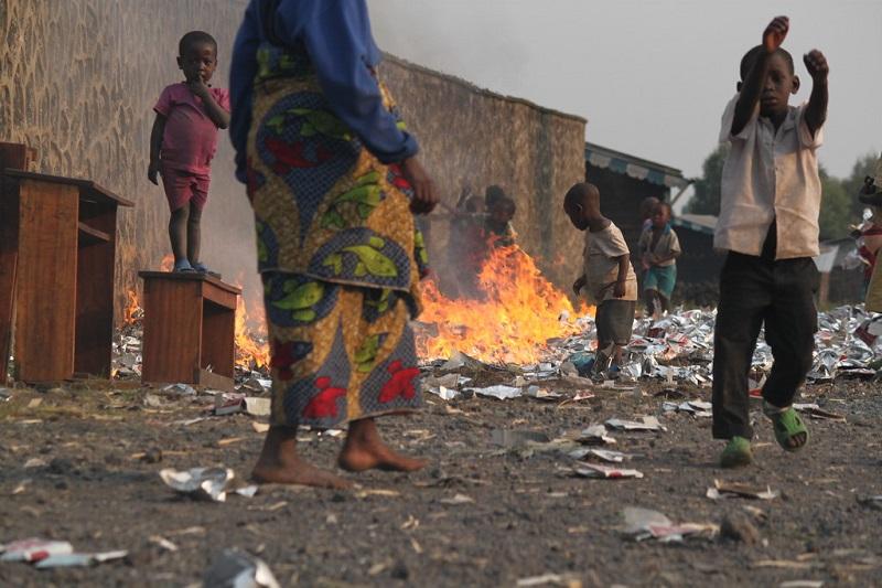 La situation écologique dans le bassin du Congo se dégrade