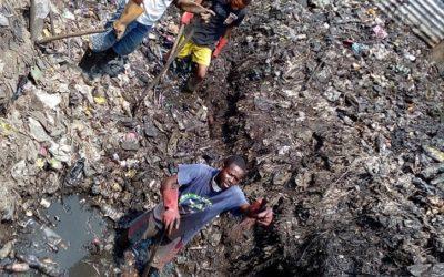 La gestion des déchets : un défi majeur à relever en RDC